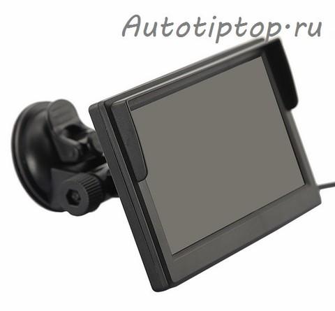 Монитор для автомобильной  камеры 5 дюймов EPC 480