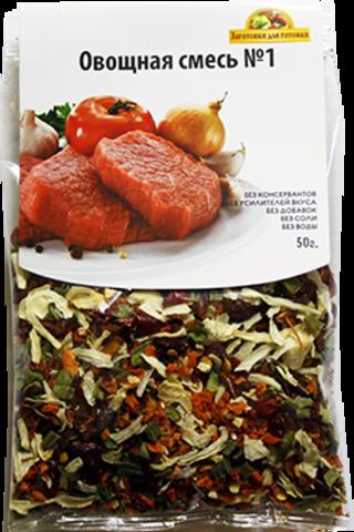 Овощная смесь №1 'Здоровая еда'