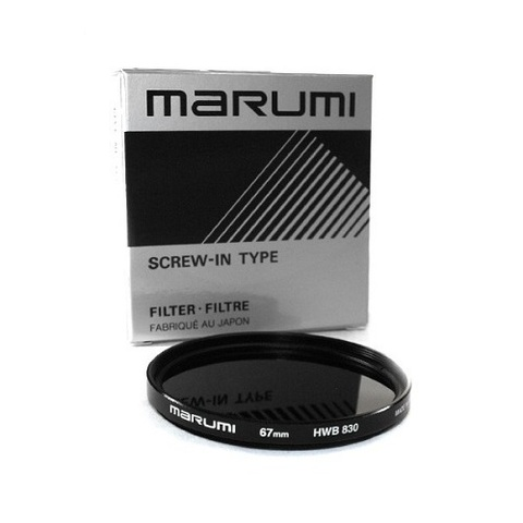Инфракрасный фильтр Marumi HWB-780 IR на 52mm