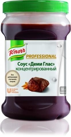 Соус Деми-Глас концентрированный Knorr 0,8кг