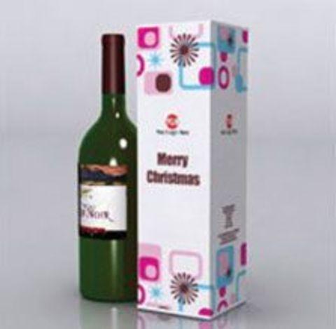 Картон Xerox (вкладыш коробки для бутылок) Digiboard Wine sleeve - perf and tab, 210г, SRA3, 110 листов (110 изделий) - Xerox 003R96923