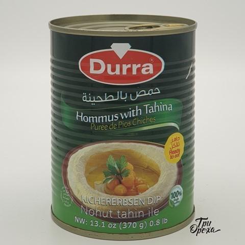 Хумус с Тахиной Durra, 370 гр