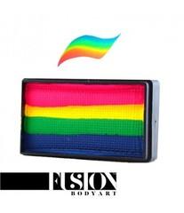Арти-кейк Fusion 30 гр неоновая радуга