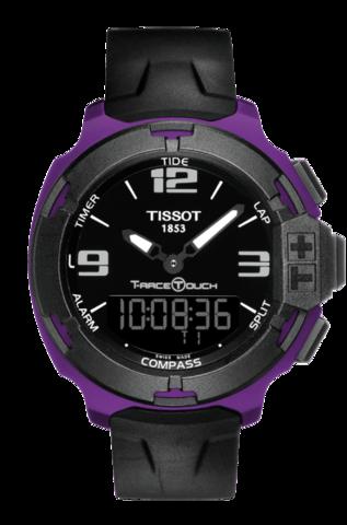 Купить Наручные часы Tissot T-Race Touch Aluminium T081.420.97.057.05 по доступной цене
