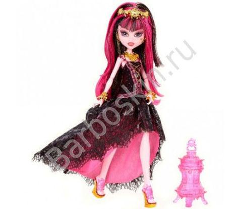 Кукла Monster High Дракулаура (Draculaura) - 13 желаний - Марокканская вечеринка