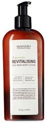 Восстанавливающий лосьон для тела с маслом из рисовых отрубей, Mahash