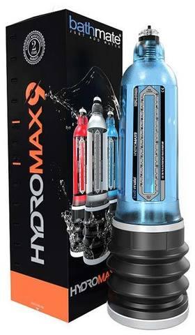 Гидропомпа для члена Bathmate HydroMax9 (голубой) (ранее Hydromax X40)