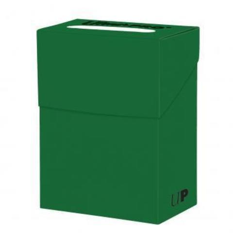 Пластиковая коробочка Ultra-Pro цвета лайма