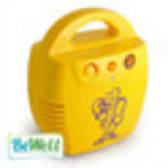 Компрессорный ингалятор Little Doctor LD-211C yellow (желтый)