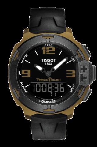 Купить Наручные часы Tissot T-Race Touch Aluminium T081.420.97.057.06 по доступной цене