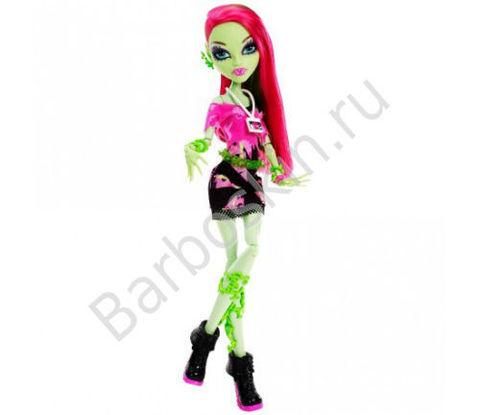 Кукла Monster High Венера Макфлайтрап (Venus McFlytrap) - Музыкальный фестиваль