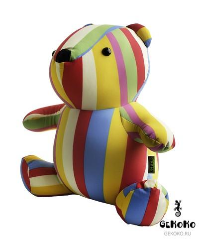 Подушка-игрушка антистресс «Мишка Мультифрукт» 3