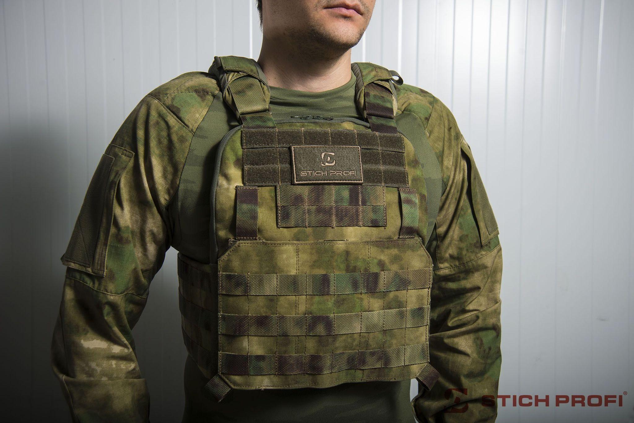ПЛИТОНОСЕЦ STICH DEFENSE MOD.1