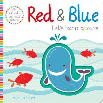Kitab Red & Blue | Jenny Copper