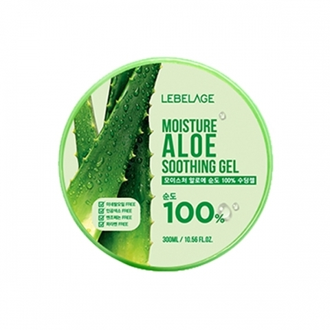 Гель LEBELAGE Moisture Aloe Soothing Gel 300ml