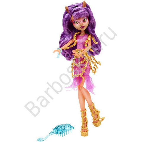 Кукла Monster High Клодин Вульф (Clawdeen Wolf) - Призрачные