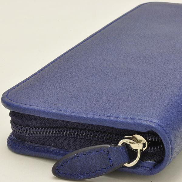 Футляр для ручек Pilot Pensemble (3 ручки, синий)