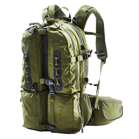 Рюкзак тактический с креплением KRYPTEK для ружья (зеленый)