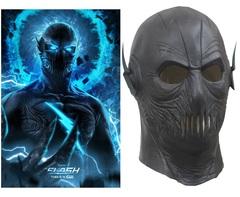 Флэш маска Черный Зум