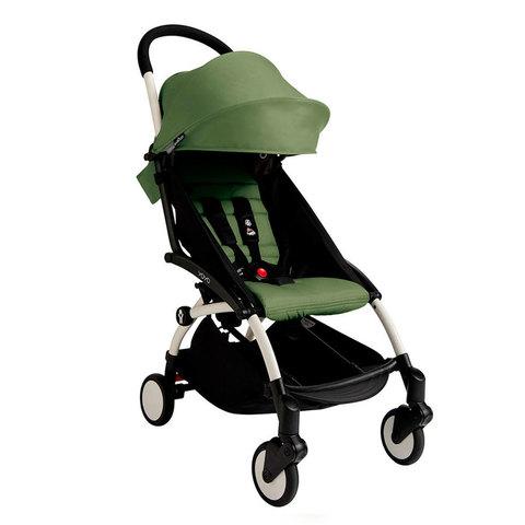 Детская коляска BabyZen YoYo 6+ (Мятная) напрокат