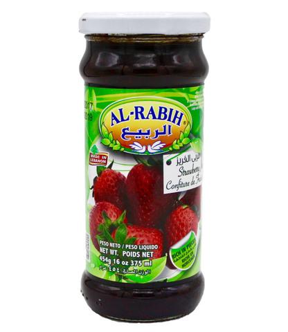 Джем клубничный AlRabih, 454 г