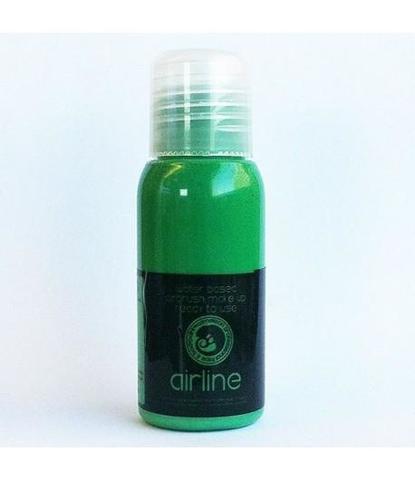 Аквагрим Cameleon для аэрографа 50мл зеленый