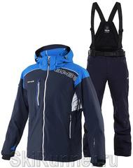 Элитный горнолыжный костюм 8848 Altitude Kensin Venture Navy мужской