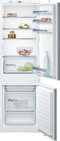 Встраиваемый двухкамерный холодильник Bosch KIN86VS20R