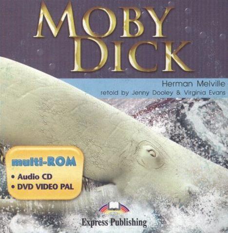 Moby Dick. Intermediate (8-9 класс). Multi-Rom