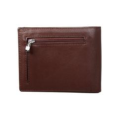 Мужское портмоне коричневого цвета Dor.Flinger 0107-C1 15 brown DF