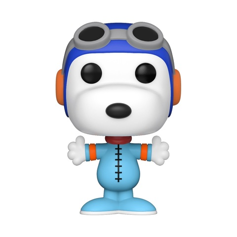 Фигурка Funko POP! Vinyl: Peanuts: Snoopy as Astronaut (No Helmet) (Exc) 44616