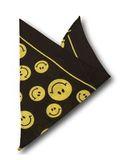 Бандана - Черный / желтый. Одежда для кукол, пупсов и мягких игрушек.