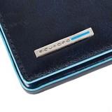 Чехол для визитных карт Piquadro Blue Square синий (PP1263B2/BLU2)