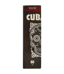 V-God Cubano 60ml