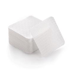 Одноразовые салфетки безворсовые, 5х5 см, 240 шт/уп