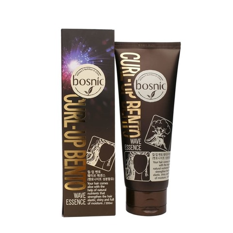 Эссенция для волос  BOSNIC  Curl-Up Bento Wave Essence, 200 ml