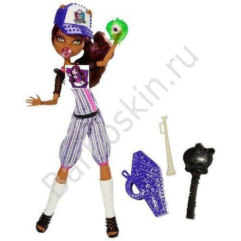Кукла Monster High Клодин Вульф (Clawdeen Wolf)  - Спорт Монстров