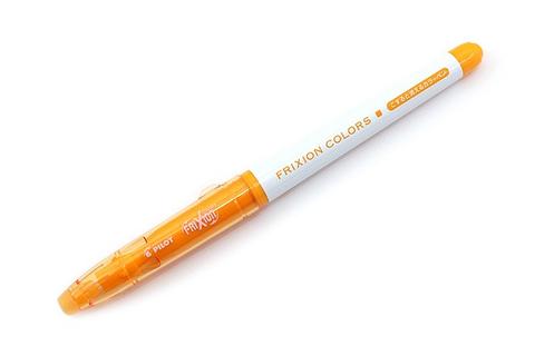 Стираемый маркер Pilot FriXion Colors (HY — honey yellow — медово-желтый)