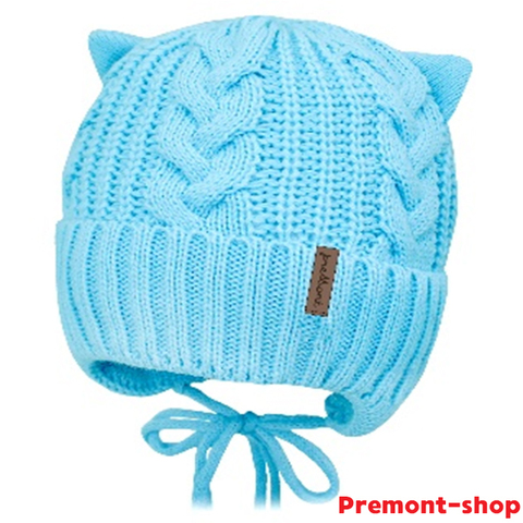 Шапка Premont вязаная WP91875 BLUE