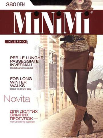 Колготки Novita 380 Minimi