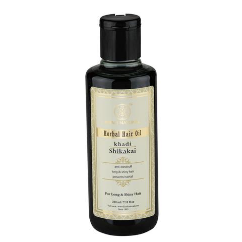 """""""Шикакай"""" восстанавливающее масло для сухих волос, 210 мл"""