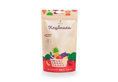 Здоровый фруктовый перекус из клубники, 20г