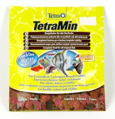 Tetra Min хлопья для всех видов тропических рыб