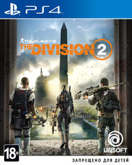 PS4 Tom Clancy's The Division 2 (русская версия)