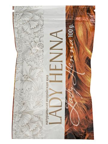 Хна натуральная | 100 гр | Lady Henna