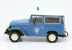 Toyota Land Cruiser FJ40 Greece 1:43 DeAgostini World's Police Car #18