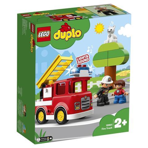 LEGO Duplo: Пожарная машина 10901 — Fire Truck — Лего Дупло