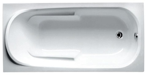Акриловая ванна Riho COLUMBIA 160х75