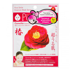 Sunsmile Face Mask With Camellia Extract - Маска для лица с экстрактом камелии