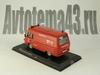 1:43 Barkas-B1000 (Пожарный) 1984